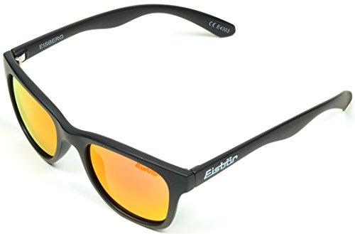Preisvergleich Produktbild Eisbär Eyewear - Sonnenbrille Eisberg für Damen und Herren / Entspiegelt & Bruchsicher / UV Schutz 400 / Inkl Hardcase-Aufbewahrung
