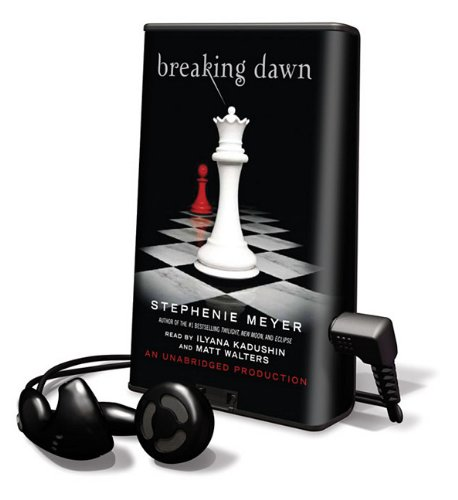 Breaking Dawn [With Earbuds] (Playaway Young Adult)