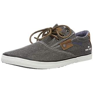 TOM TAILOR Herren 6981507 Sneaker, Grau (Coal 00013), 46 EU