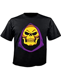 Motiv Fun T-Shirt Skeletor He Man Masters Of The Universe Motu Tv Motiv Nr. 3535