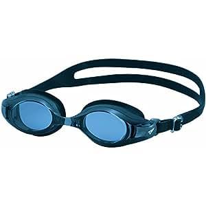 Dolphin Rx V510 | Prescription Swim Goggles | (Blue, -7 Power) | Ages 12-Adult | Unisex | Japan Made