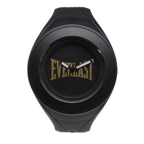 Bernex EV-209-002 - Reloj analógico unisex de plástico Resistente al agua negro