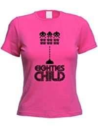 80's Child Womens T-Shirt (Choice of Colours)