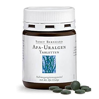 Tabletten mit naturreinen Afa-Uralgen 120 Tabletten