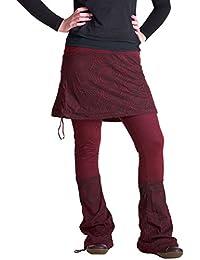 Vishes – Alternative Bekleidung – Rock- Schlag- Hosen Kombination – Lange Größe