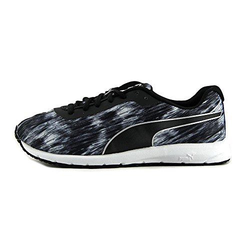 Puma Narita v3 Modern Heather Synthétique Baskets Black