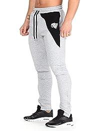 SMILODOX Herren Sport Hosen Slim Fit Jogginghose