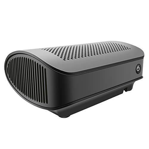 Coche Purificador de Aire, Ambientador y Iónico Aire con Hepa Filtro Carbono Pm Elimina...