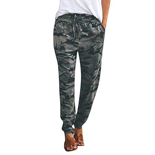 FRAUIT Camouflage Hosen Frauen Sport Camo Cargo Hosen Neue Jugend Outdoor Casual Camouflage Hosen Jeans - Camo Cargo-hosen Frauen