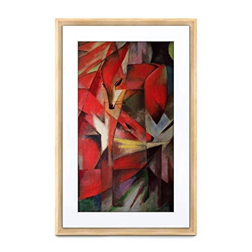 Photo de cadre-photo-connecte-netgear-meural-canvas-ii-21-pouces
