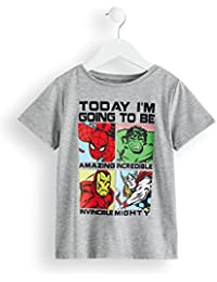 RED WAGON T-Shirt con Stampa Marvel Bambino