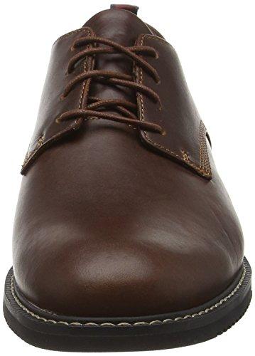 Timberland Brook Park, Chaussures à Lacets Homme Marron (Medium Brown)