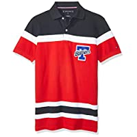 Tommy Hilfiger Polo neck tee for men in Multicolored, Size:Large