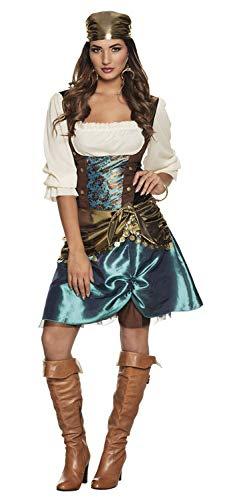 Kostüm Esmeralda - Boland Erwachsenenkostüm Wahrsagerin Gypsy Esmeralda