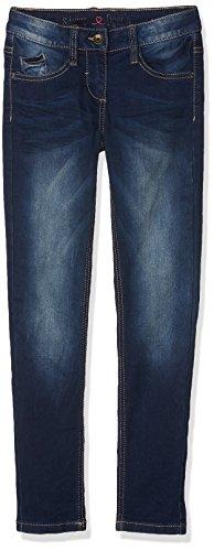 s.Oliver Junior Mädchen Jeans Skinny Suri, per pack Blau (Blue Denim Stretch 57Z5), 158 (Herstellergröße: 158/Slim) (Skinny Mädchen-jeans)