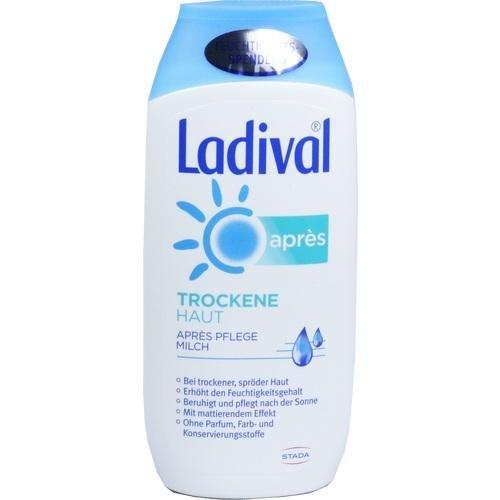 LADIVAL trockene Haut Apres Pflege Milch 200 ml