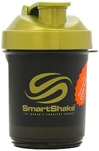SmartShake Advanced Shaker, 600 ml, Smoked Gold Edition
