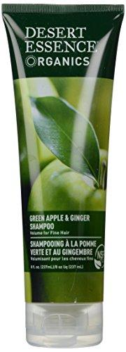 Desert Essence, Haarverdichtung Shampoo, grün Apple und Ingwer, 8oz -