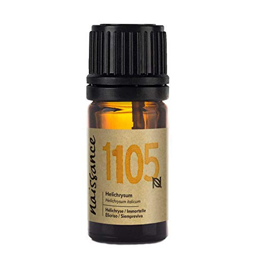 Naissance Immortelle (Helichrysum angustifolium) (Nr. 1105) 5ml 100% naturreines ätherisches Öl