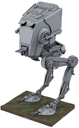 Star Wars AT-ST 1/48 scale plastic model - Wars-at-spielzeug Star