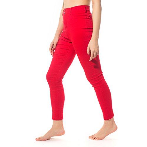 DODOING Hosen Frauen Push Up Hosen Hüfte Bodybuilding Leggings Elastische Taille Fitness Yogahose Laufhose Jogginghose (Weites Binden Bein)