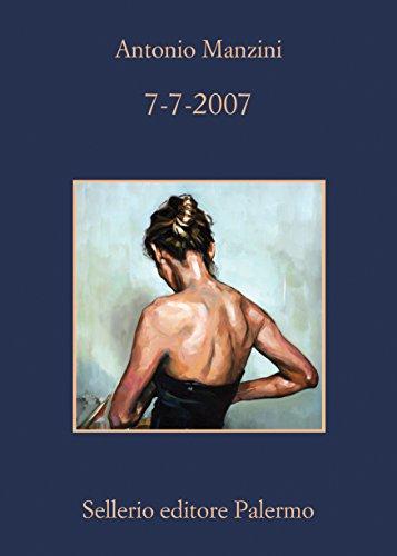Risultati immagini per 7-7-2007 di Antonio Manzin