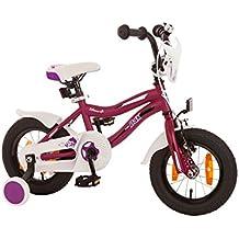 """Bici da bambino Little Dax 12""""Dana, viola"""