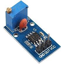 haljia módulo de generador de impulsos NE555 frecuencia ajustable 5 – 12 V DC para Arduino