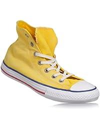 Sneakers casual bianche con stringhe per bambini 3x9npO