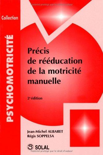 PRCIS DE RDUCATION DE LA MOTRICIT MANUELLE