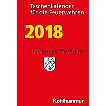 Taschenkalender für die Feuerwehren 2018 / Nordrhein-Westfalen