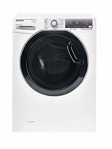 Preisvergleich Produktbild Hoover DWFLS G49AH / 1-84 Weiß Waschvollautomat mit NFC-Technologie,  A+++,  9kg,  1400U / Min