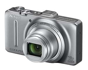 NIKON - COOLPIX S 9300 SILBER