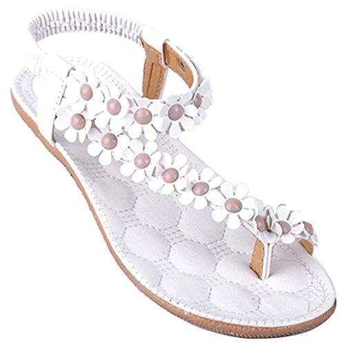 minetome-women-simple-bohemia-flower-round-head-flip-flop-flat-sandals-white-uk-4-eu-37-