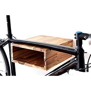 Fahrradhalter Wand / Fahrrad Wandhalterung / Bike Rack / Holz Fahrradhalter / Fahrradzubehör / SALTA