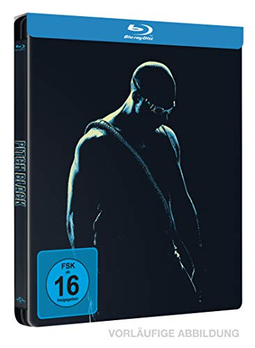 Pitch Black - Blu-ray Limited Steelbook
