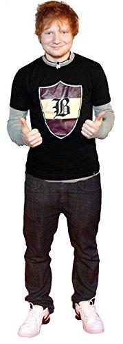 Ed Sheeran (Thumbs Up) Life Size Cutout
