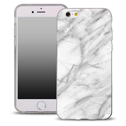 Ooh. Color® Frosted Designer Housse pour iPhone LG Microsoft Téléphones Portables Sony Xperia poche Motif Etui Case élastique Cover Print Stylish Étui souple Motif fin Flexible, Plastique, HUM052 Weed MTE021 Marble