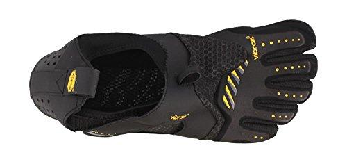 Vibram FiveFingers Signa, Chaussures de Sport Aquatiques Homme Black