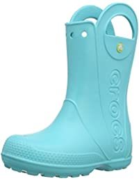 Crocs Handle It Rain Boot Kids 12803-001-121 - Botas para niños