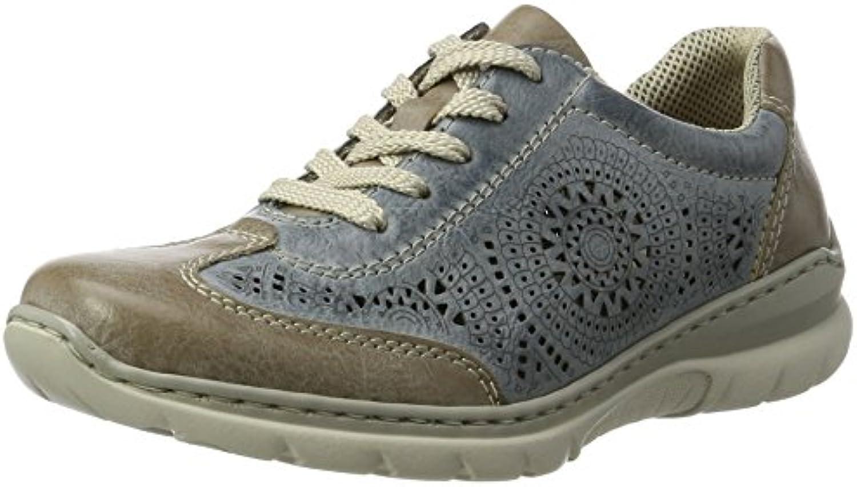 Rieker L3206, Zapatillas para Mujer  En línea Obtenga la mejor oferta barata de descuento más grande