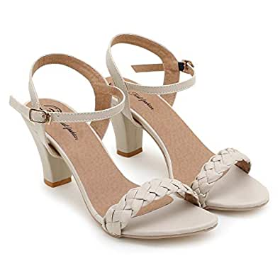 Trust Fashion Women Cone Heel Fashion sandal