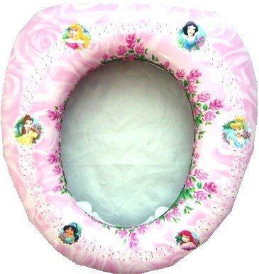 Disney Princess Lunette WC d'Apprentissage Souples-Rose (Disney Princess-wc-sitz)