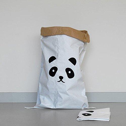 Papiersack 'Panda' (Limited Edition)