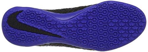 Nike 749887-014 Herren Hallenfußballschuhe Schwarz (Black/White-Paramount BLUE-VOLT)