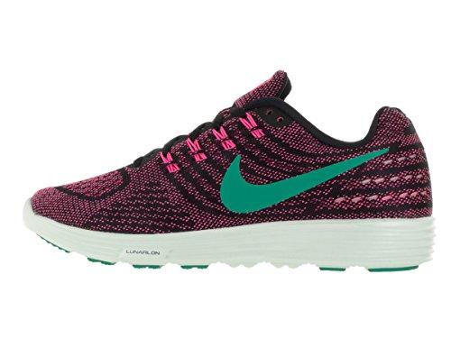 Nike Damen 818098-603 Trail Runnins Sneakers Pink/Schwarz