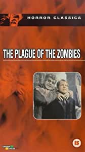 The Plague Of The Zombies [VHS] [1966]