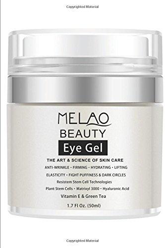 Eye Gel Eye Cream ,Anti Aging, Anti-Wrinkle,Puffiness, Dark Circles, Crows Feet Bags, Under Eye Bags Treatment,