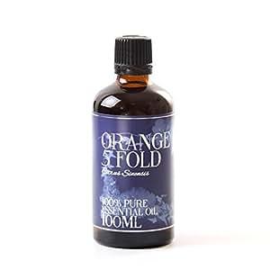 Mystic Moments 5 Fold Olio Essenziale di Arance - 100ml - 100% Puro
