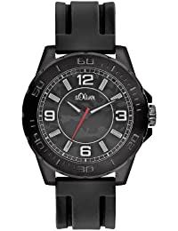 s.Oliver Herren-Armbanduhr Analog Quarz SO-2220-PQ